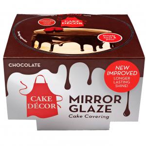 Cake Décor Chocolate Mirror Glaze (270g)