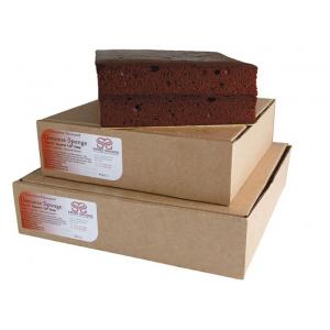 Sweet Success Chocolate Genoese Cake - Square