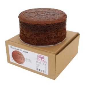 Sweet Success Chocolate Genoese Cake - Round