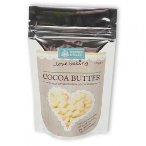 Squires Kitchen Cocoa Butter (100g)