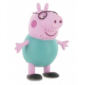 Peppa Pig Figurine - Daddy Pig