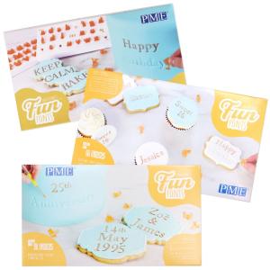PME Fun Fonts - Collection 2 - Complete Triple Box Set