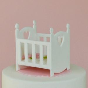 FMM Cutter - Baby Cot Set