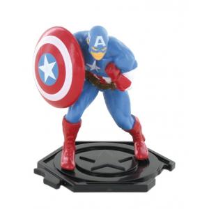 Marvel Figurine - Avengers Assemble - Captain America