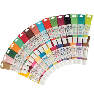 Colour Splash Gel - Complete Set of 30 Colours (25g)