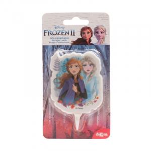 Dekora Candle - Disney Frozen II - Anna & Elsa