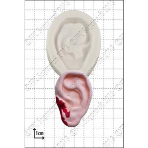 FPC Mould - Ear
