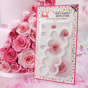 FMM Cutter - Easiest Rose Ever