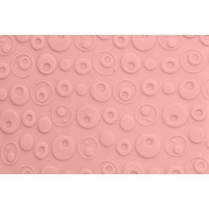 FMM Embossed Rolling Pin - Funky Dot