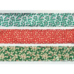 Culpitt Boxed Christmas Frills - Assorted Traditional (FR111)