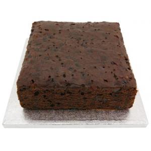 Sweet Success Fruit Cake - Square