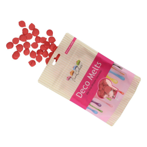 FunCakes Deco Melts - Red (250g)
