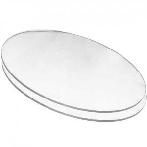 "Cake Craft Group Acrylic Ganache Plates / Frames - 8"" (Set of 2)"