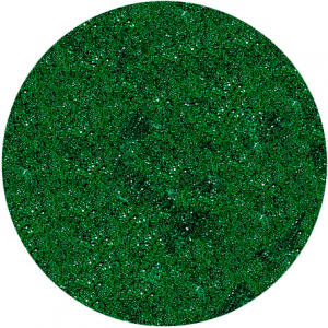 Design A Cake Ultra Fine Craft Glitter - Emerald Green (5g)