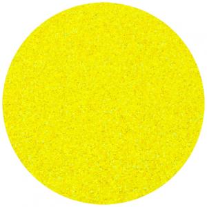 Design A Cake Ultra Fine Craft Glitter - Fluorescent Yellow (5g)