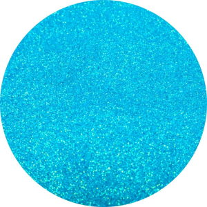 Design A Cake Ultra Fine Craft Glitter - Fluorescent Blue (5g)