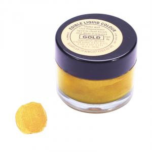 Sugarflair Edible Liquid - Gold (8g)