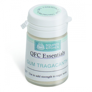 Squires Kitchen QFC - Gum Tragacanth (14g)