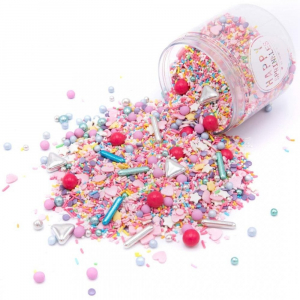Happy Sprinkles Edible Sprinkle Mix - Colour Up (90g)