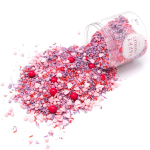 Happy Sprinkles Edible Sprinkle Mix - Forever You (90g)