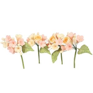 House of Cake Mini Sugar Flower Sprays - Pastel (Pack of 4)