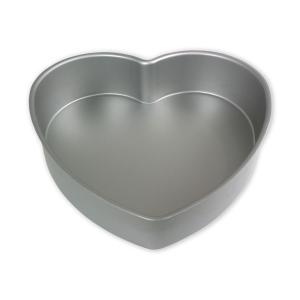 "PME Professional Bakeware - Heart Cake Tin - 6"" x 2"" (152mm x 51mm)"