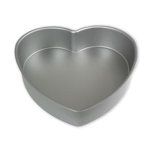 "PME Professional Bakeware - Heart Cake Tin - 8"" x 2"" (203mm x 51mm)"