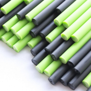 Plastic Lollipop Sticks - Ghoulish Green - 150mm (Pack of 50)