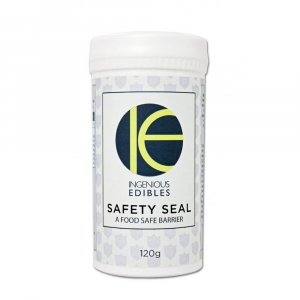 Ingenious Edibles Safety Seal - Food Safe Barrier (120ml)