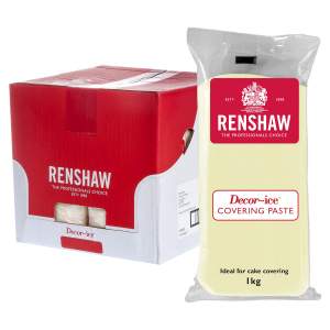 Renshaw Ivory Covering Paste - 10 x 1kg