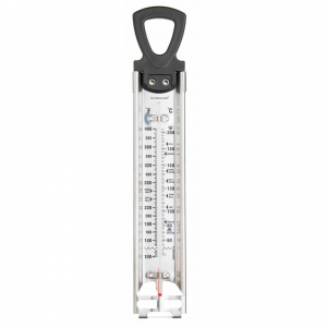 KitchenCraft Stainless Steel Cooking Thermometer