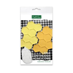 Katy Sue Designs Mat - Large Continuous Honeycomb