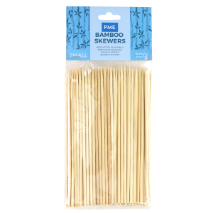 PME Bamboo Skewers - Small (Pack of 100)