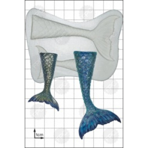 FPC Mould - Mermaid Tails