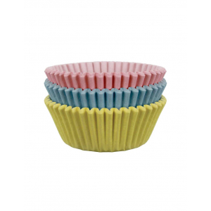 PME Baking Cases - Pastel (Pack of 60)