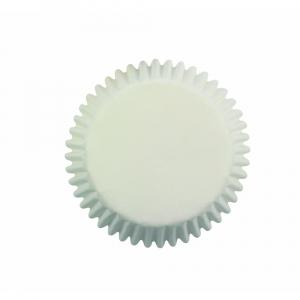 PME Plain Cupcake Baking Cases - White (Pack of 60)