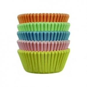PME Mini Baking Cases - Pastel (Pack of 100)