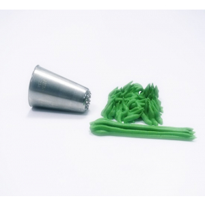 Jem Piping Nozzle - Grass Tube Large - No. 234