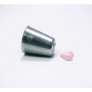 Jem Piping Nozzle - Heart Tube - No. 252