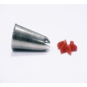 Jem Piping Nozzle - Drop Flower Tube Medium - No. 2D