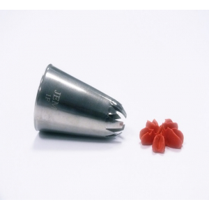 Jem Piping Nozzle - Drop Flower Tube Large - No. 1F