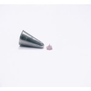 Jem Piping Nozzle - Closed Star Tube - No. 26