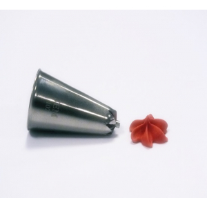 Jem Piping Nozzle - Drop Flower Tube Small - No. 106