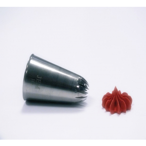 Jem Piping Nozzle - Drop Flower Tube Large - No. 1G