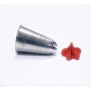Jem Piping Nozzle - Drop Flower Tube Medium - No. 2F