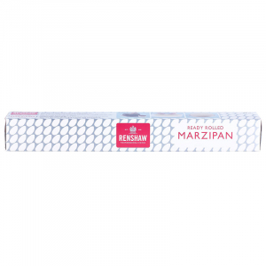 Renshaw Ready Rolled Marzipan - Natural (400g)