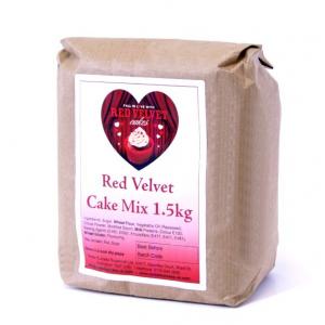 Sweet Success Red Velvet Cake Mix - 1.5kg
