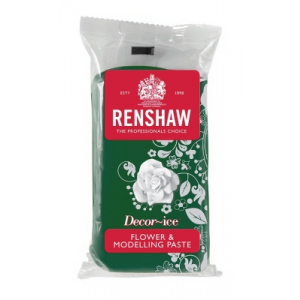 Renshaw Flower and Modelling Paste - Leaf Green - 250g
