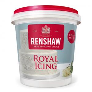 Renshaw Royal Icing - White (400g)