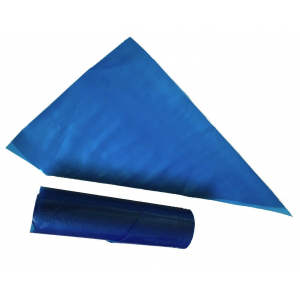 """Design A Cake Standard Disposable Piping Bag - Blue - 21"""" (Pack of 100)"""